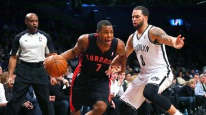 The 2014 Toronto Raptors took Canada by Storm