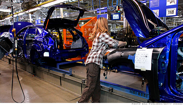 What's Fueling The Growth In Today's Manufacturing?