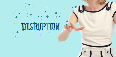 Today's Businesses Must Adapt To Disruptive Technology