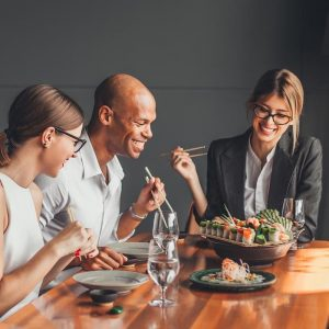 Are Employees Happier After A Meal Or Rest Break?